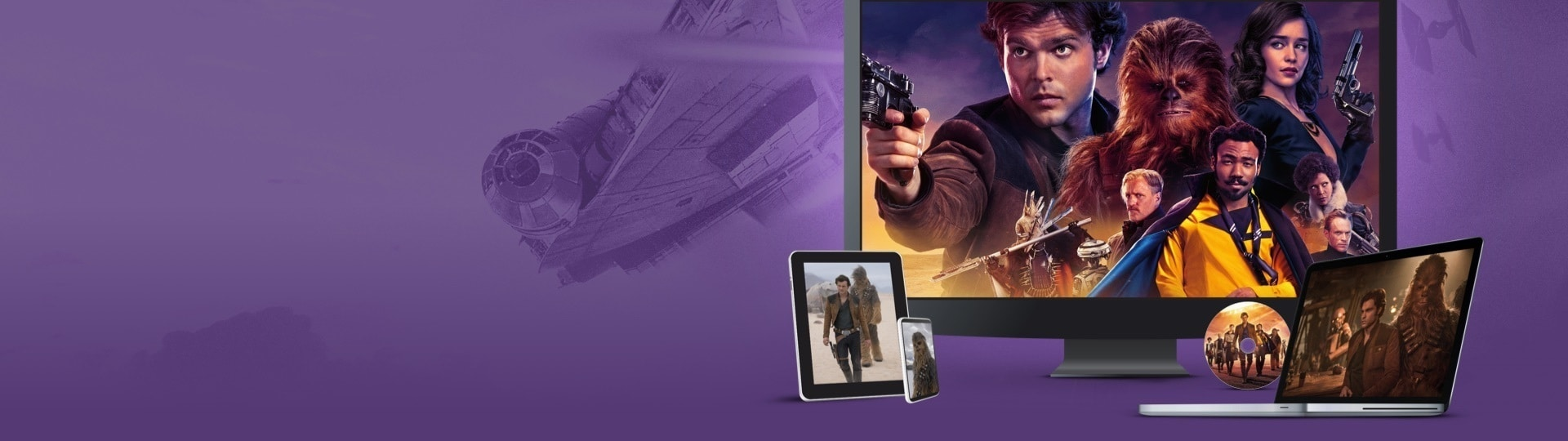 Solo : A Star Wars Story | Home Ent