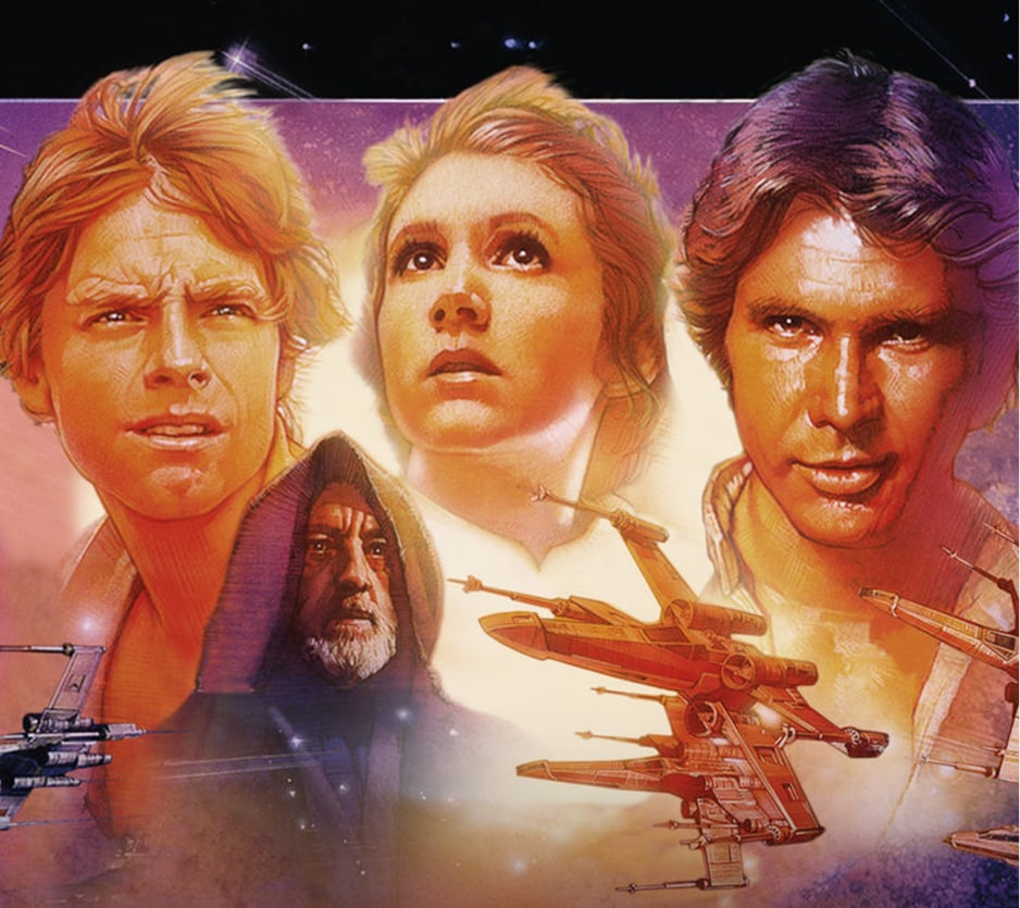 Star Wars A New Hope In Concert Book With Disney