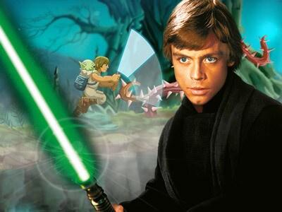 Addestramento Jedi di Yoda