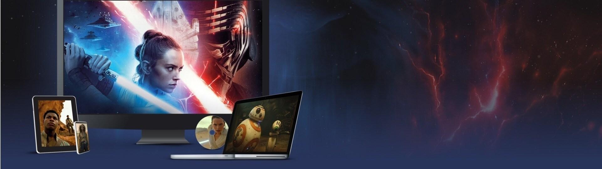 Star Wars: El ascenso de Skywalker, ya disponible en DVD, Blu-ray y compra digital