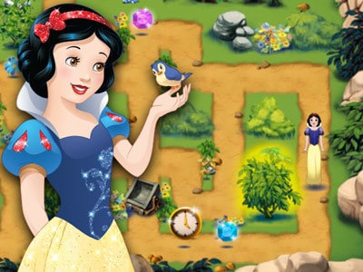 Snow White: Forest Adventure