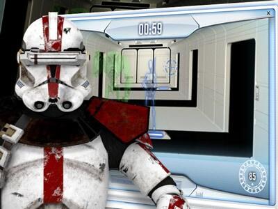 Jogo Star Wars Atirador Furtivo online