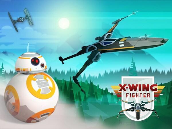 Star Wars Arcade - X-wing Fighter