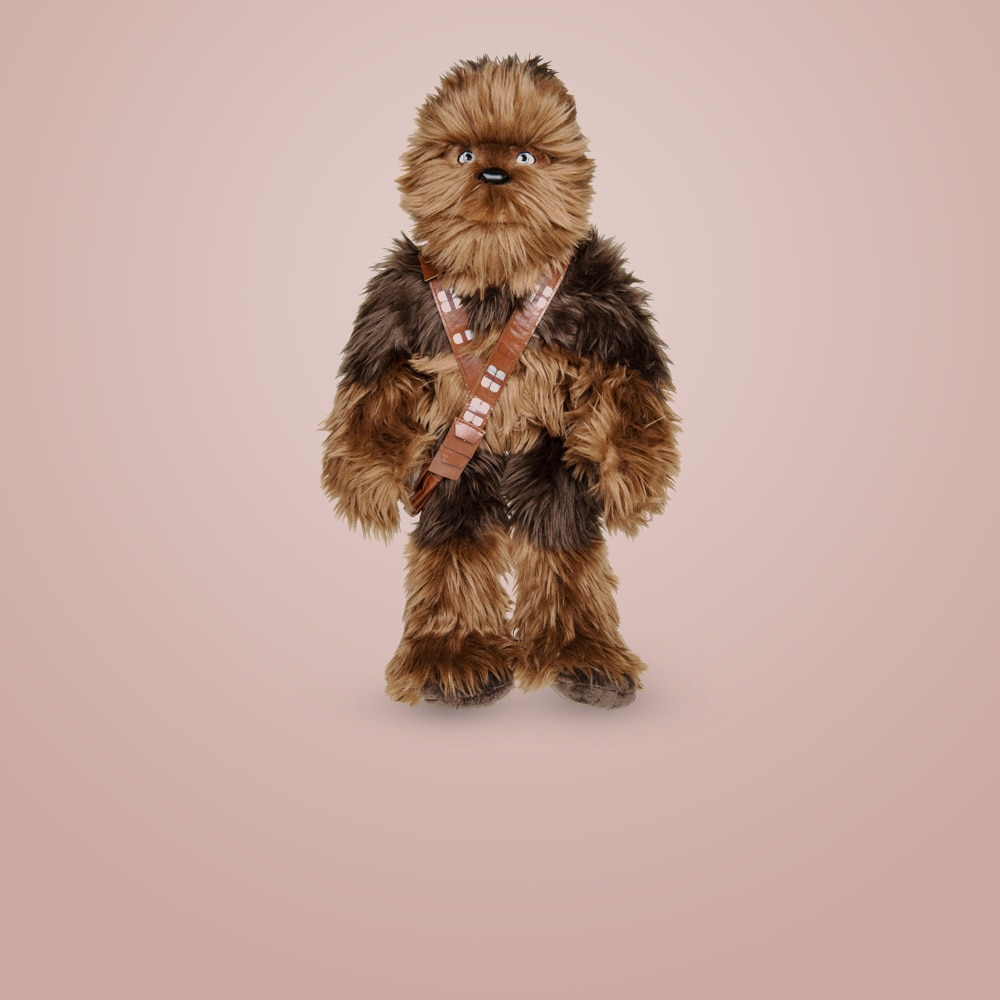 Disney Store | Solo: A Star Wars Story - Peluche Chewbacca