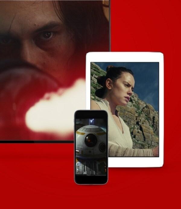 Star Wars TLJ | Available in digital