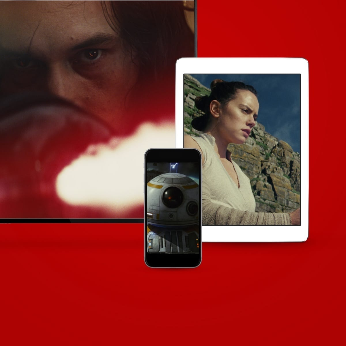 Star Wars TLJ | Available in digital
