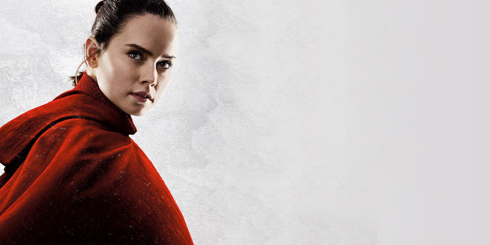 CZ - Star Wars The Last Jedi - Flex-Content Hero Object - Synopsis