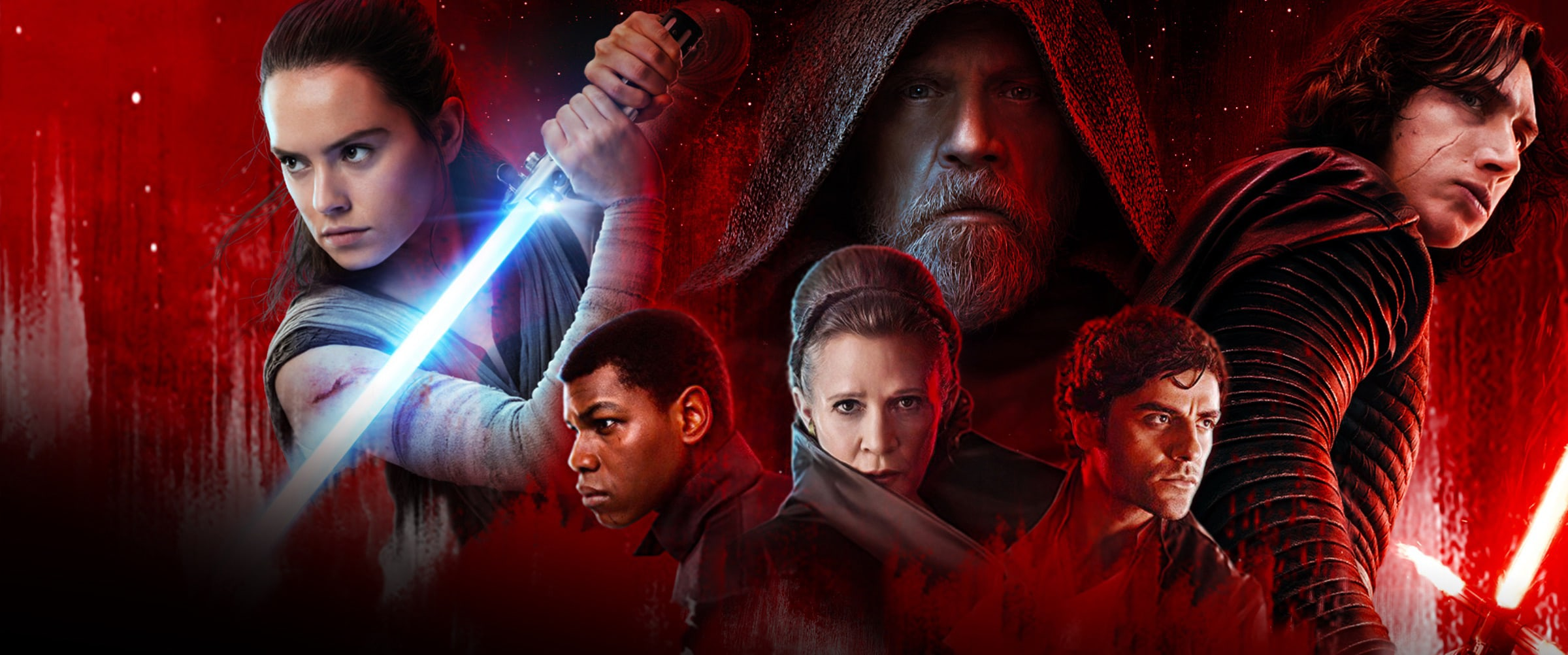 IL - Star Wars The Last Jedi - Flex-Content Hero Homepage - Video