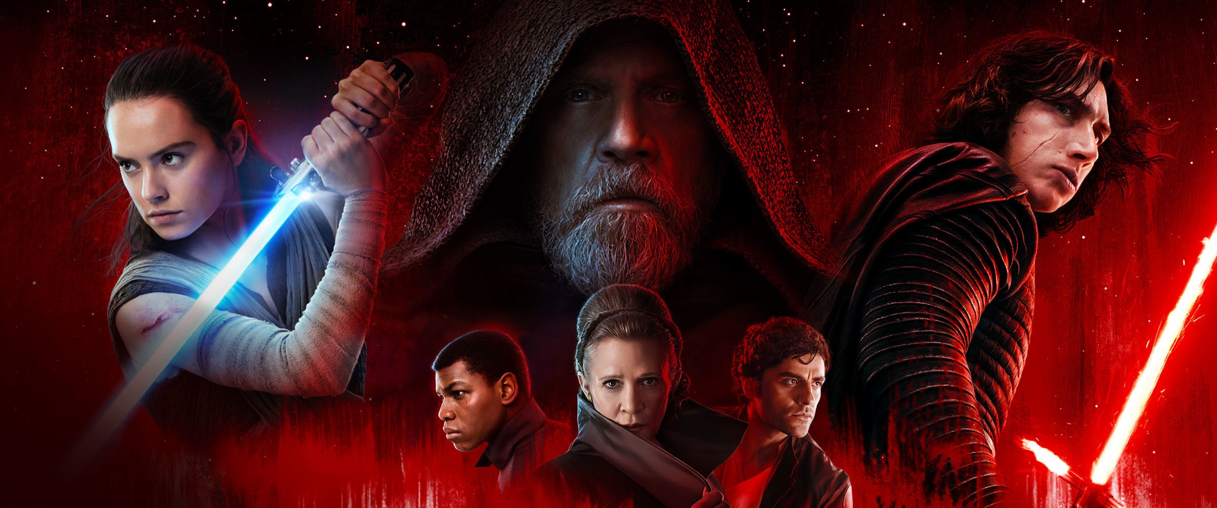 Star Wars: The Last Jedi | På bio I sverige nu