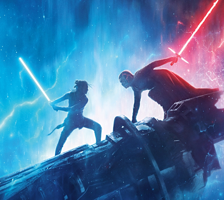 Star Wars: The Rise of Skywalker DVD & Blu Ray | Disney