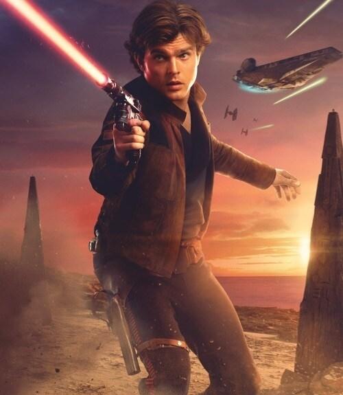 Solo: A Star Wars Story | På bio 23 maj