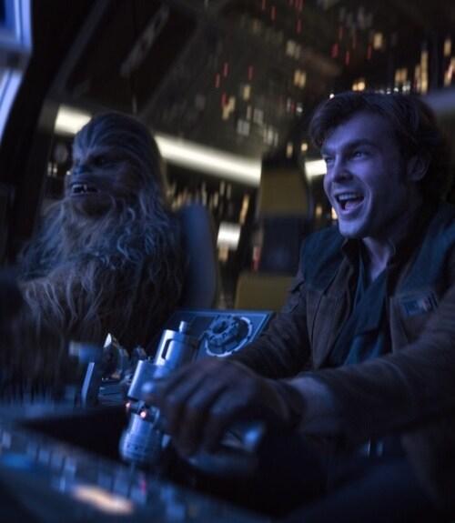 Solo: A Star Wars Story | Elokuvateattereissa 23. toukokuuta