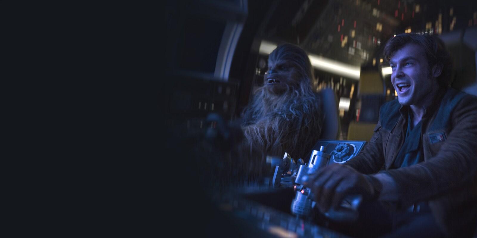 סולו: סיפור מלחמת הכוכבים | Movie Synopsis