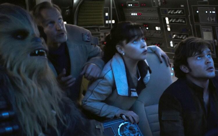Han Solo: Una Historia de Star Wars - Teaser Trailer
