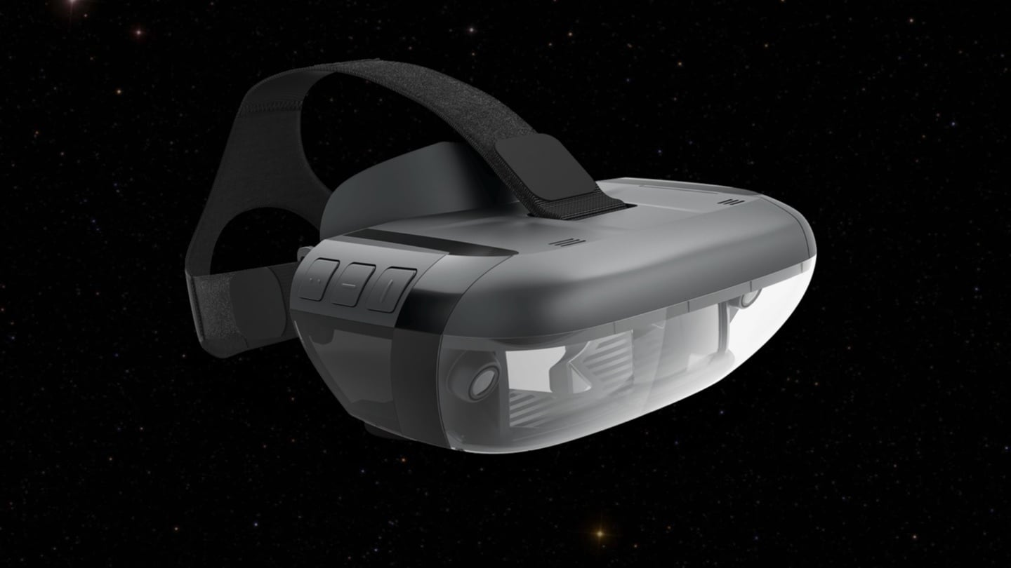Lenovo Mirage AR headset