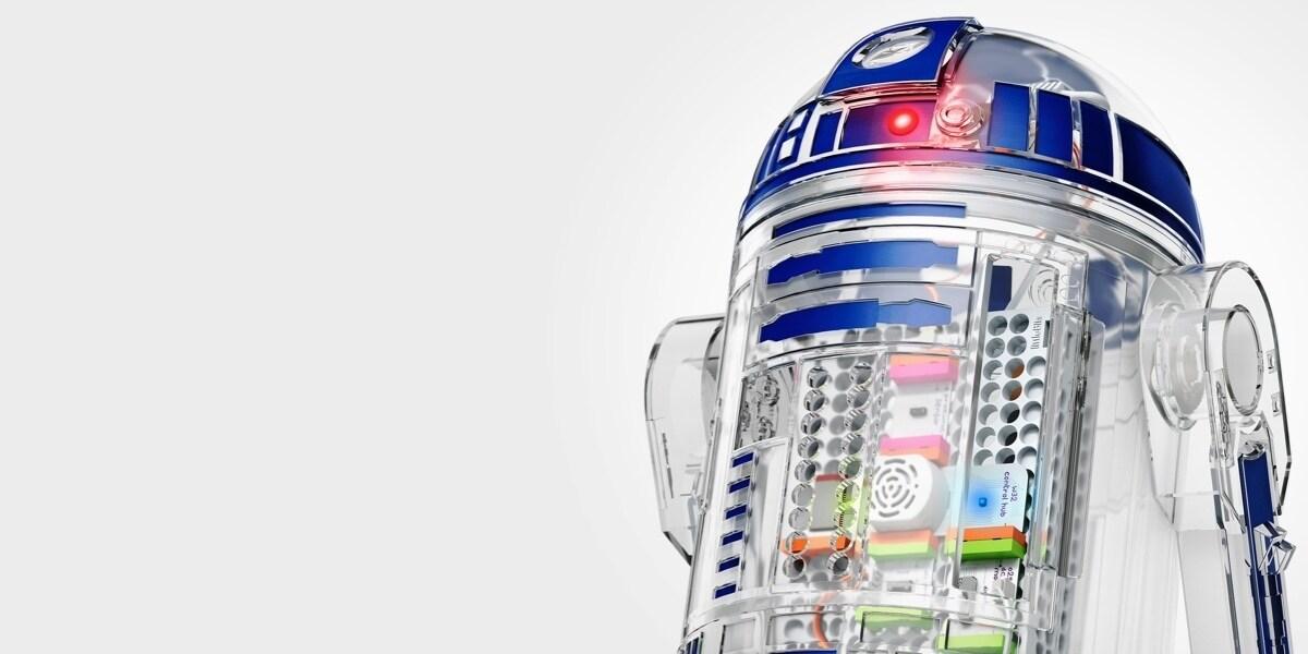 Disney Store | On recherche des inventeurs de droïdes !