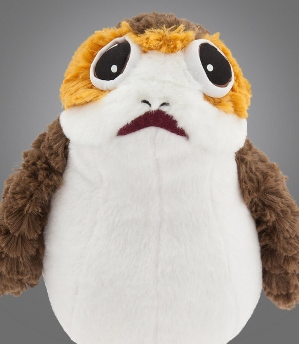 Disney Store | Star Wars Products (Porgs asset)