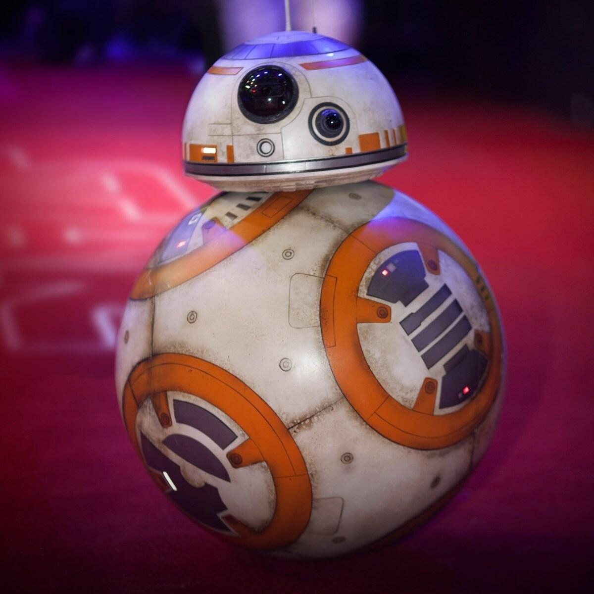 La première di Star Wars: Gli Ultimi Jedi