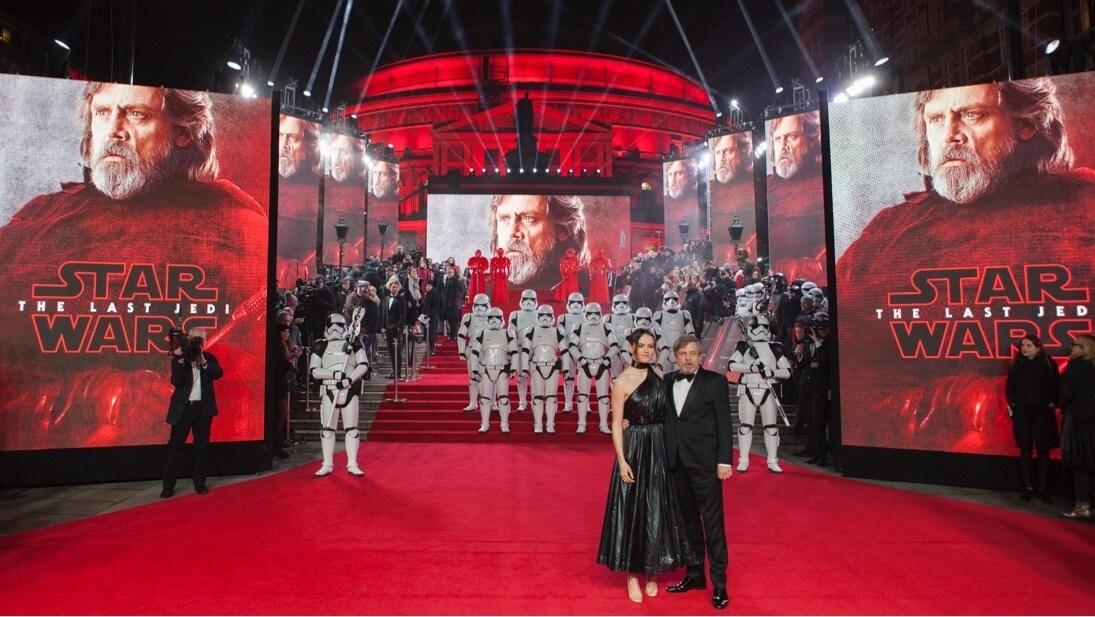Star Wars: Die letzten Jedi | Europapremiere