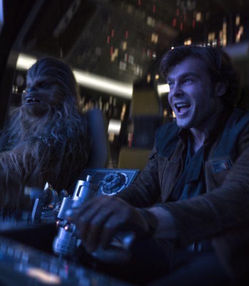 Solo: A Star Wars Story | A tu per tu con l'equipaggio