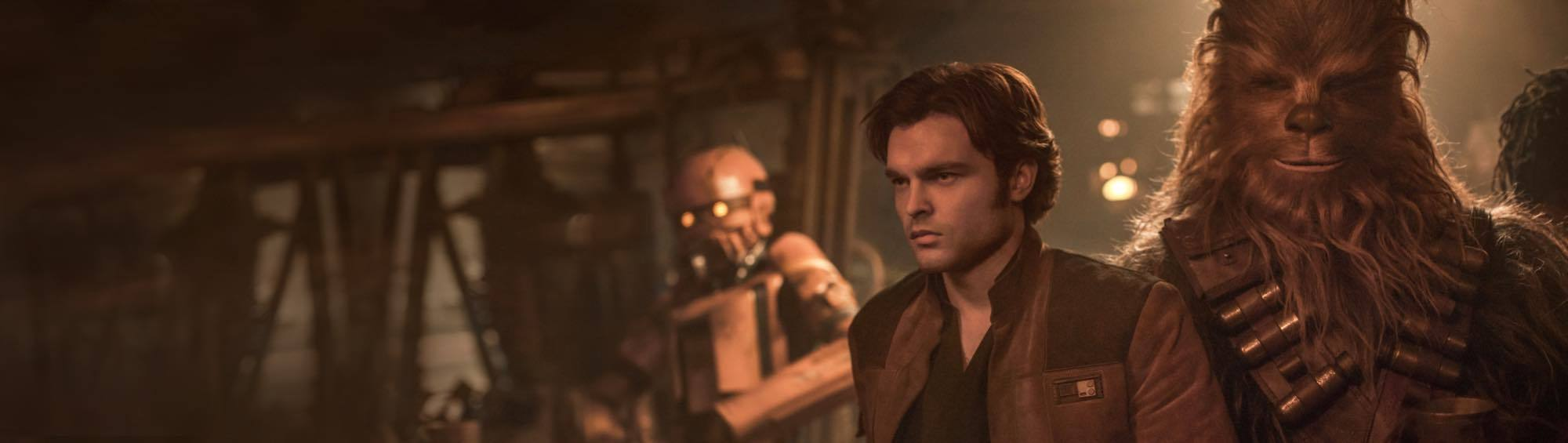 Solo: A Star Wars Story | Article Showcase