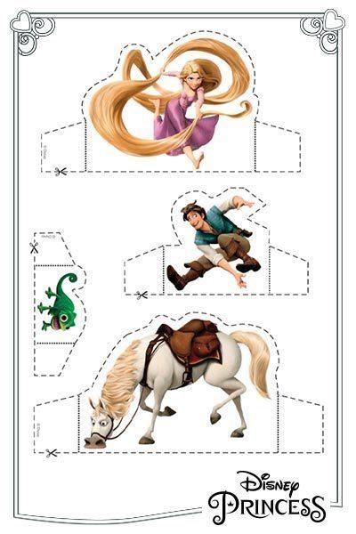 Playset di Rapunzel