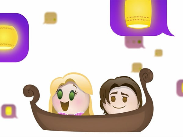 Tangled - As Told by Emoji