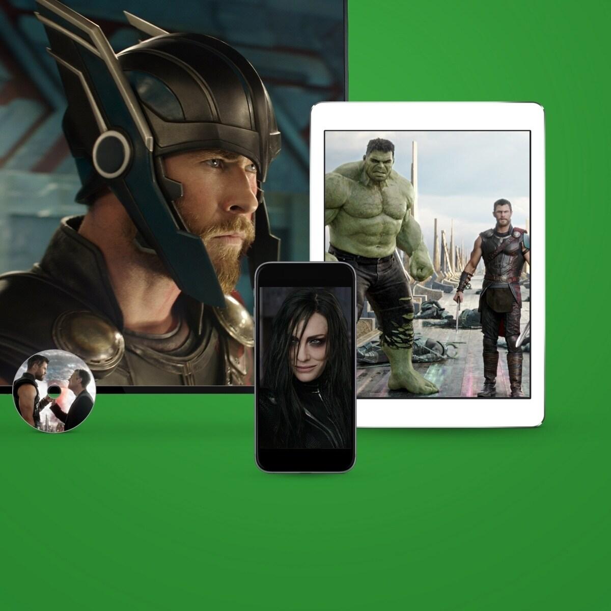 Thor: Tag der Entscheidung | Erhältlich auf DVD, Blu-ray und als digitaler Download