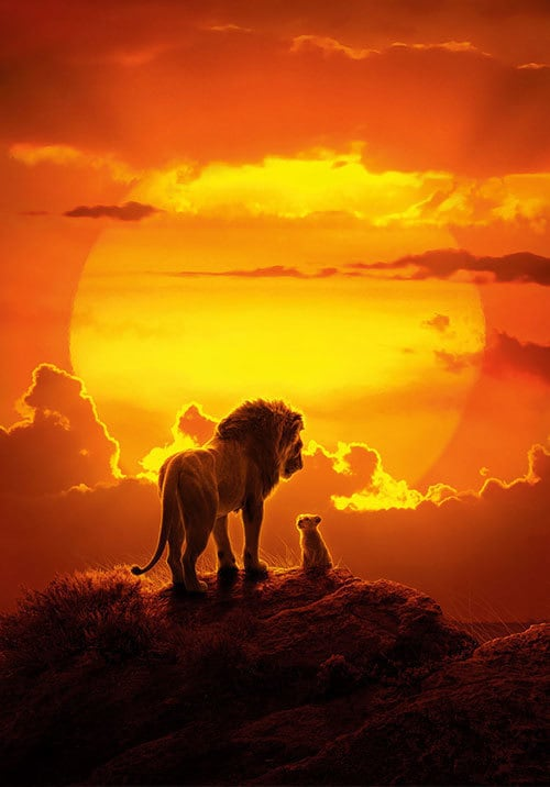 O Rei Leão (The Lion King) (2019)