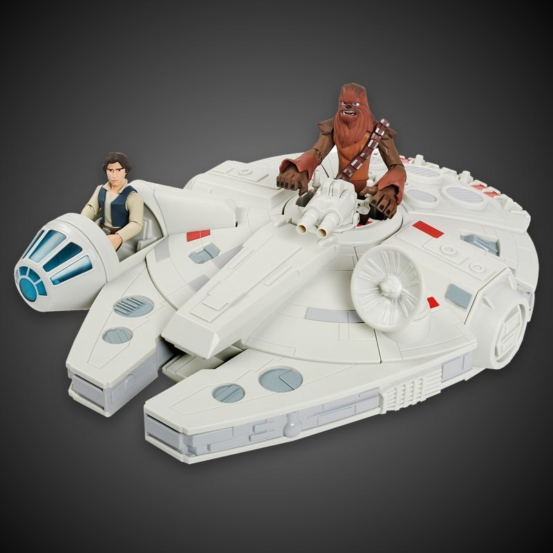 shopDisney | Star Wars Toybox Millennium Falcon