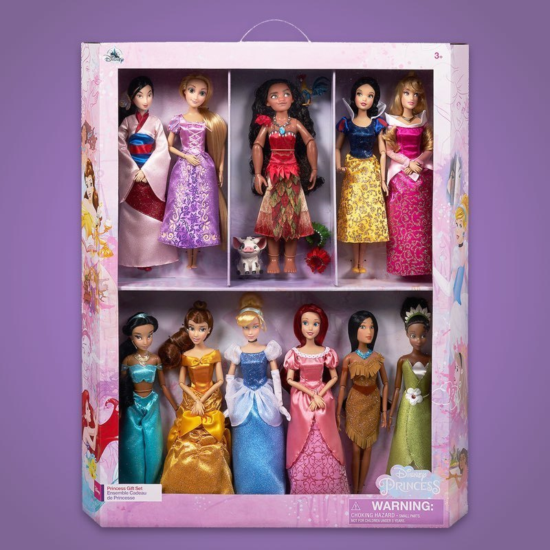 shopDisney | Disney Princess Dolls