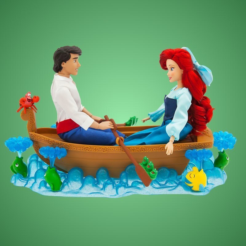 shopDisney | Ariel Kiss the Girl Playset