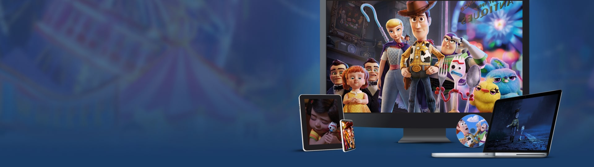 Toy Story 4 | Home Ents Digital