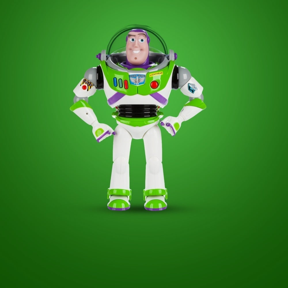 Figura de ação do Buzz Lightyear