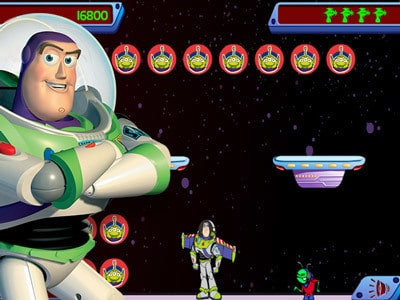 Buzz Lightyear Alien Rescue