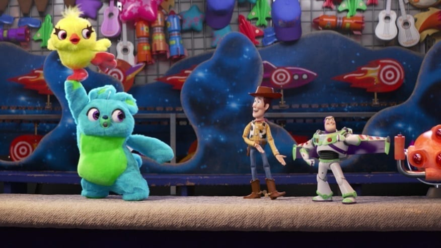 Toy Story 4 | Teaser trailer