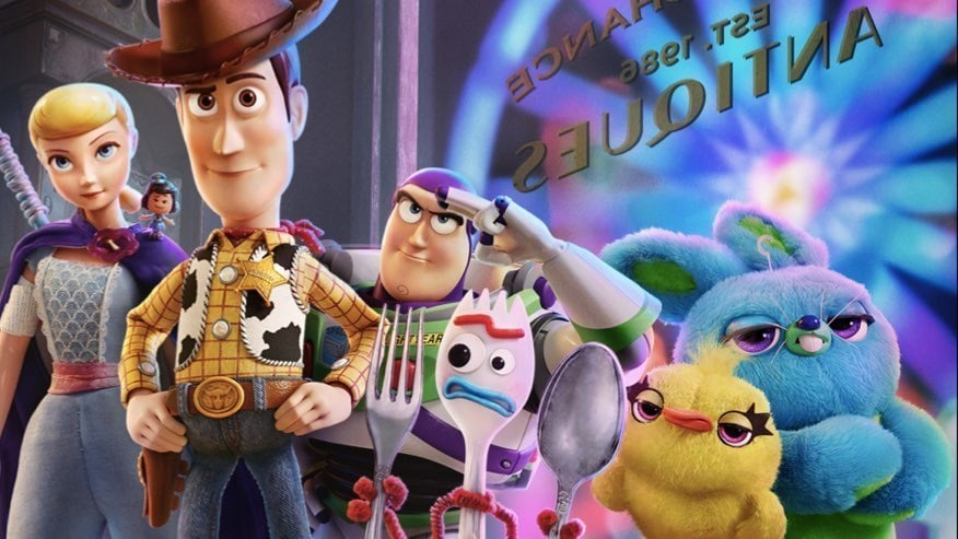 Toy Story 4 | Δείτε το ολοκαίνουριο trailer