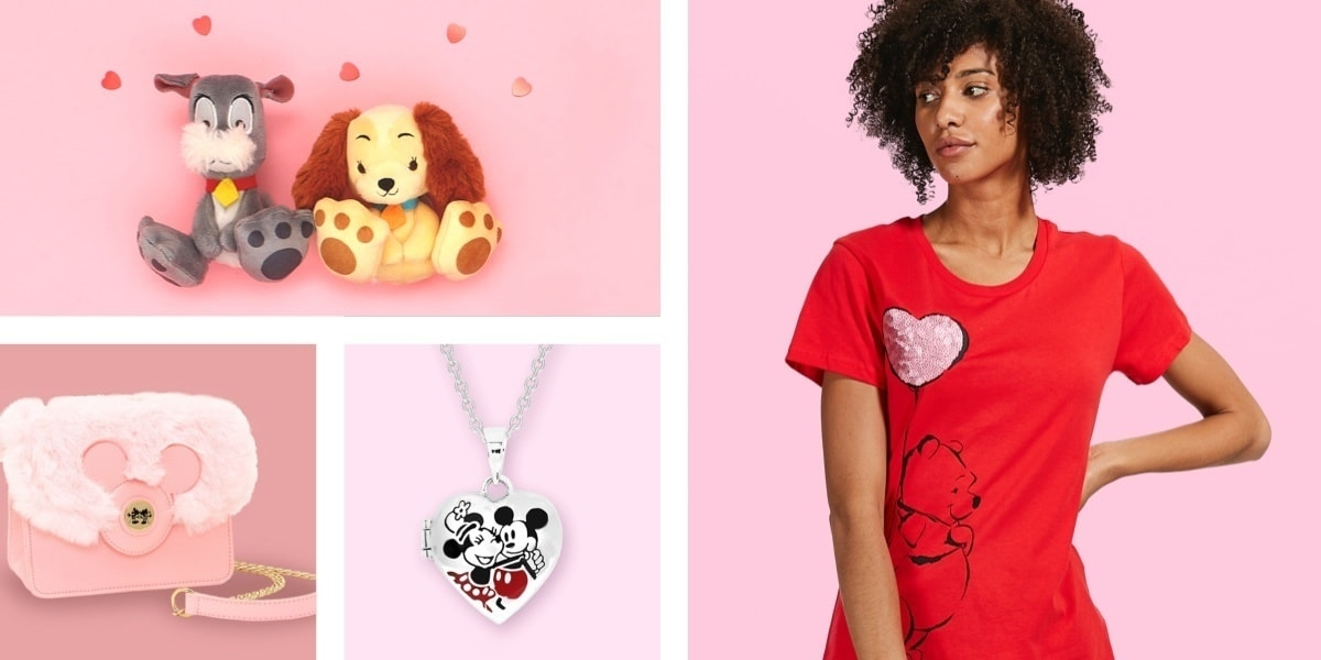 Tiny Big Feet Plush, Valentine's Jewellery and Disney T-shirts