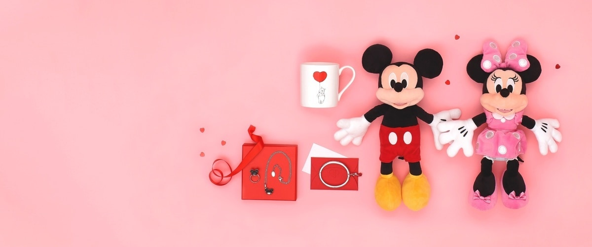 Valentines Day Gift Guide Gift Ideas For Him Her Disney Uk