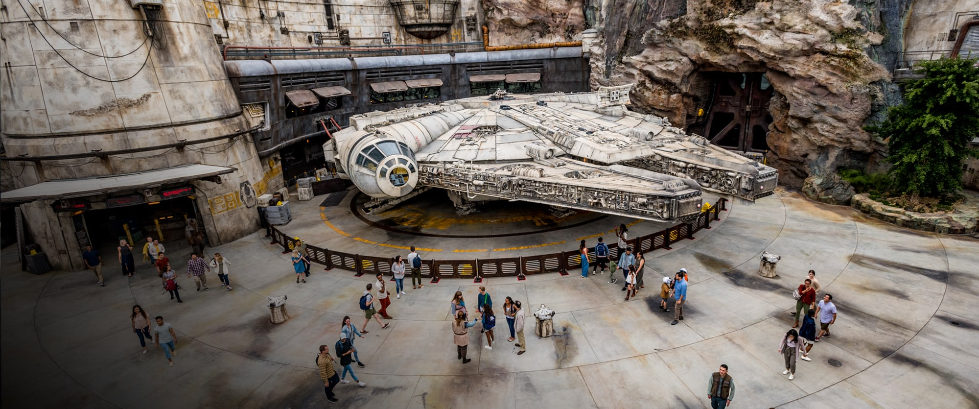 Book Tickets to Galaxy's Edge at Walt Disney World