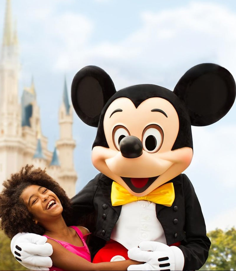 Walt Disney World | Tickets ab €44 pro Tag
