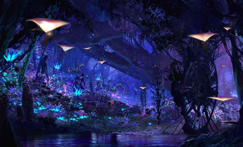 Viaje por el río Na'vi