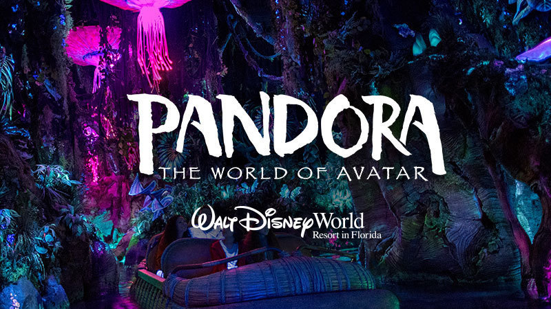 Discover An All-New Land: Pandora - The World Of Avatar
