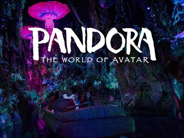 Visiter Pandora