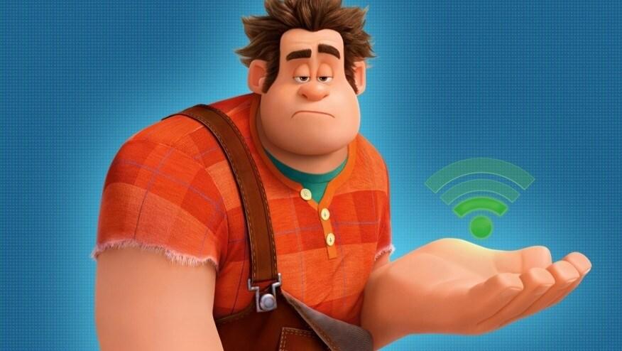 Força Ralph: Ralph vs Internet | 29 de novembro nos cinemas