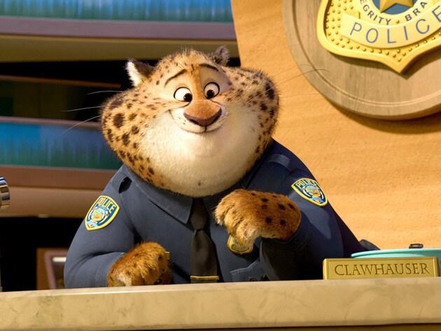 Clawhauser: il ghepardo più simpatico del Dipartimento di Polizia di Zootropolis. Ama due cose: l...