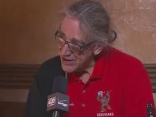 PETER MAYHEW RETURNS: AN INTERVIEW