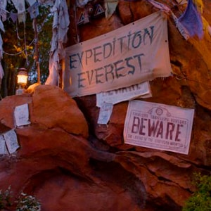 "Viagem ao ""Topo do Mundo"" com a Expedition Everest no Disney's Animal Kingdom"