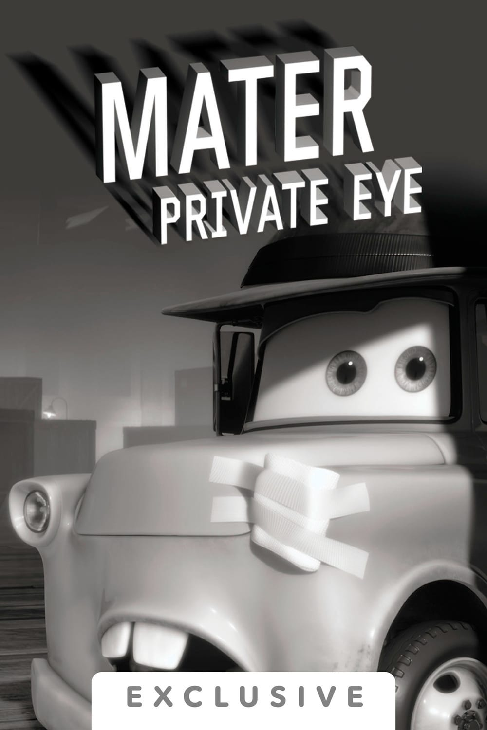 Cars Toon Mater Private Eye Disneylife