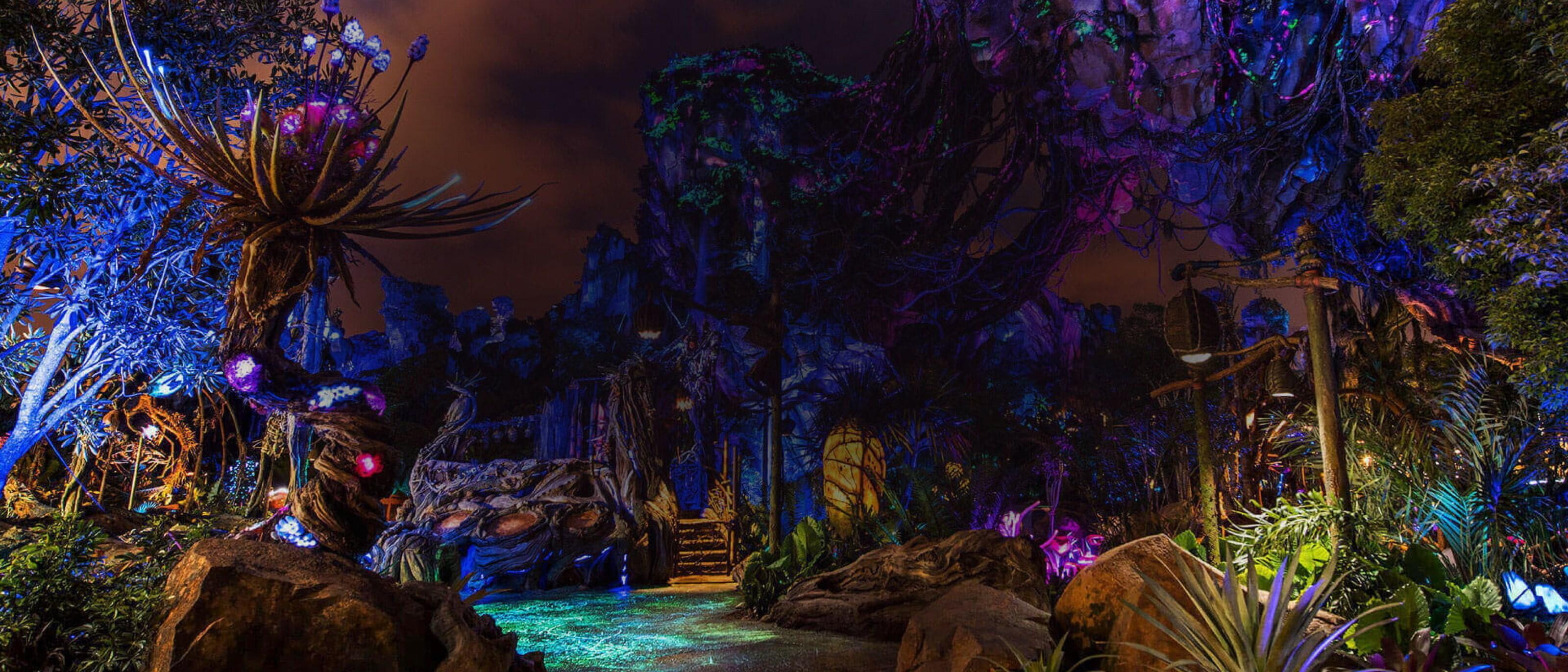 Pandora - The World of Avatar - Experiences Hero